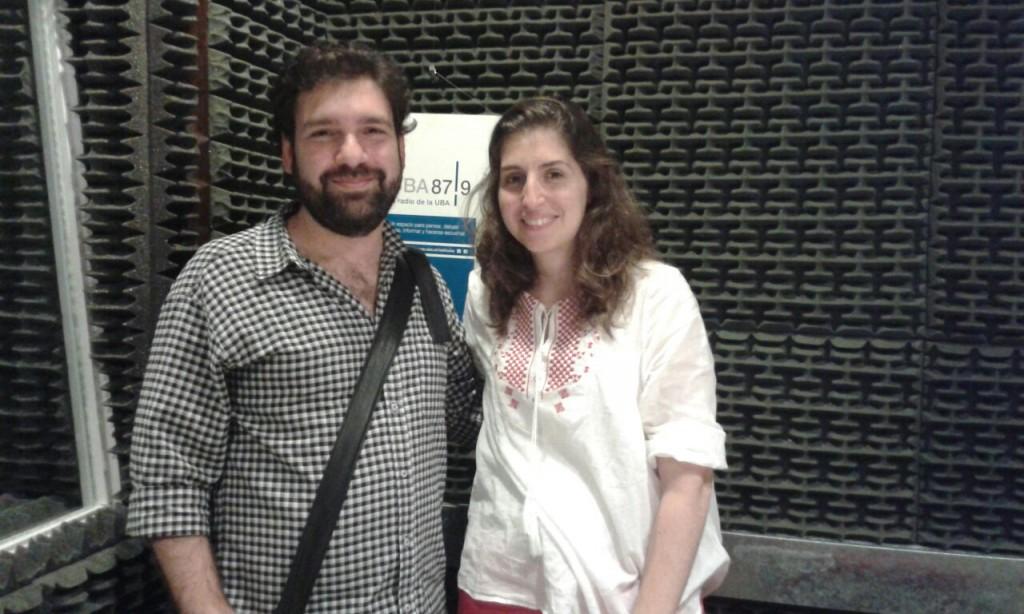 Sebastian Mauro, El puente, Radio UBA, Uba Sociales