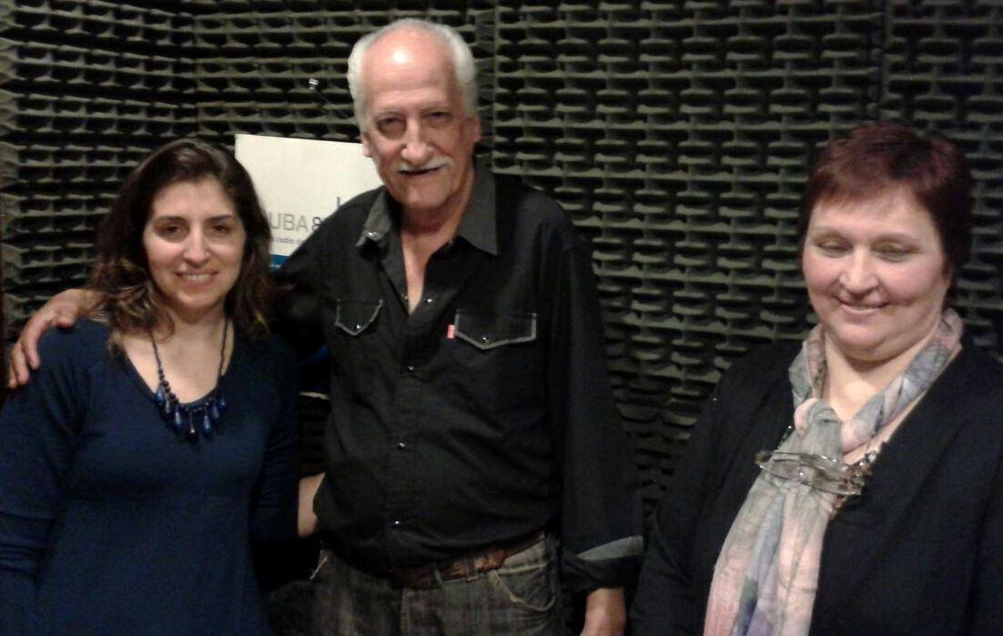El Puente, radio uba, Omar Duples, marta enriquez